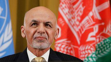 AOP, Ashraf Ghan, Afganistan, presidentti