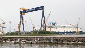 Meyer Turku 4 telakka kuvituskuva