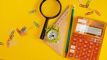 Matematiikka laskin laskutehtävä