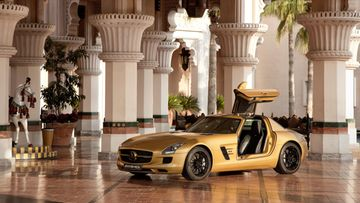 dubai superauto mercedes-benz amg