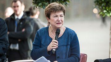AOP, Kristalina Georgieva