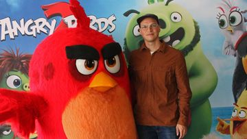 Riku Nieminen Angry Birds 2