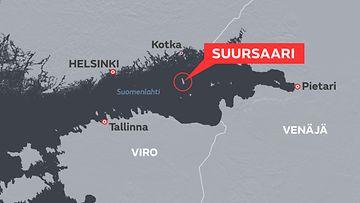 Suursaari Suomenlahti