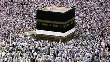 aop Mekka, Hajj