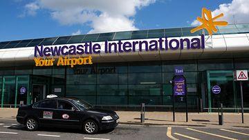 newcastle lentoasema