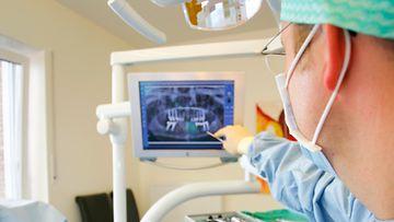 AOP, Hammashoitola, hammaslääkäri, hampaat, hammashoito
