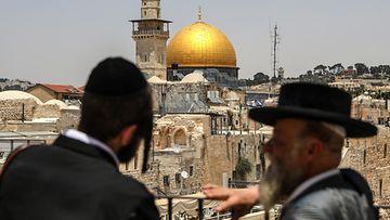 AOP Jerusalem Israel Palestiina Temppelivuori