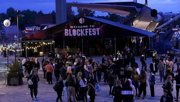 Blockfest Tampere Lehtikuva