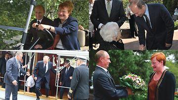 Vladimir putin kollaasi