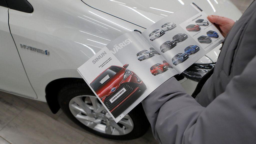 seuraa turusta saksalaisia automyynti sivuja