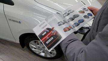 toyota autokauppa autoliike