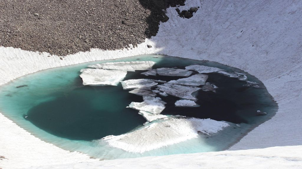 Roopkund Järvi