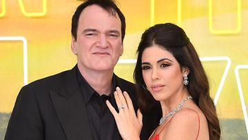 Quentin ja Daniella Tarantino