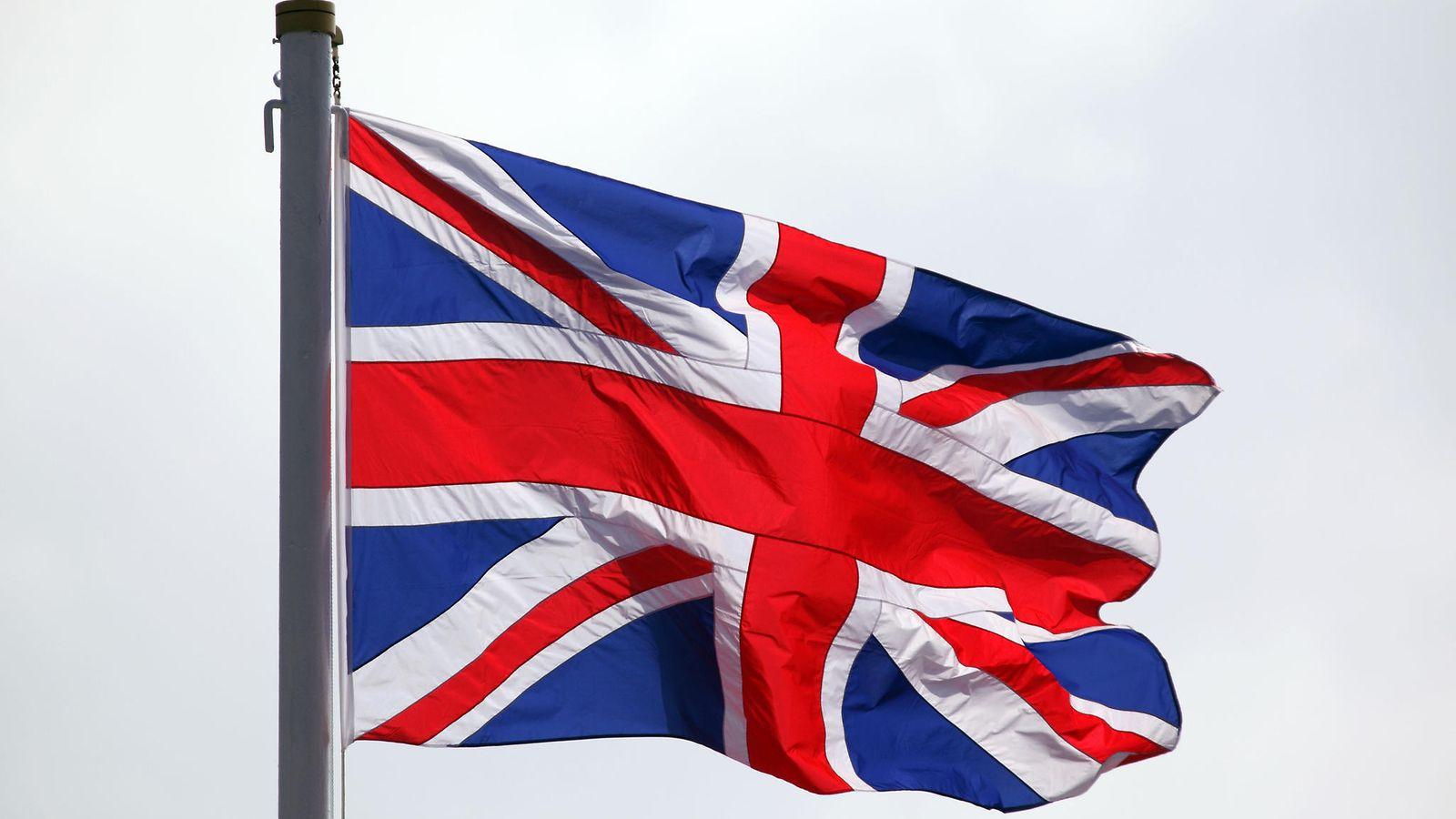 Iso Britannian Jääkiekkomaajoukkue