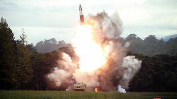 AOP Kim Jong-un, Pohjois-Korea asetestit (1)