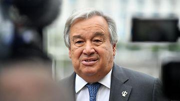 AOP Antonio Guterres, YK:n pääsihteeri