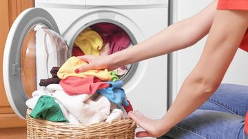 pesukone pyykinpesukone pyykit