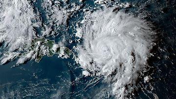 LK Dorian-hurrikaani 28.8.