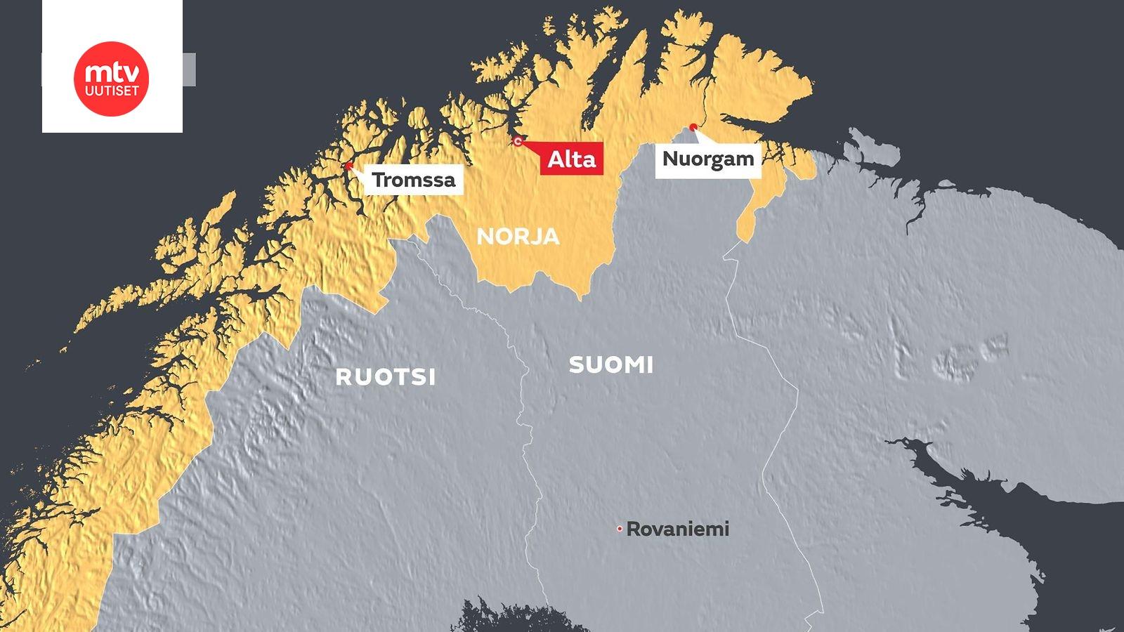 Norjalaismedia Kaikki Kuusi Kyydissa Ollutta Kuolivat Norjan