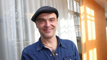 Joona Jalkanen Olen suomalainen -elokuvan pressi