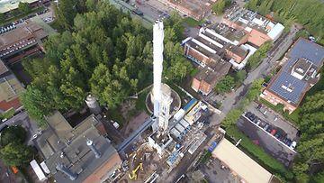 Geoterminen voimalaitos, Espoo