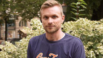 Iiro Seppänen kirjanjulkkareissa 5.9.2019