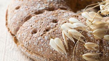 Kauraleipä leipä