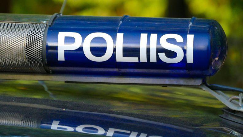 AOP Poliisi kuvituskuva