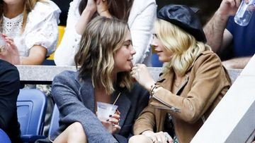 Cara Delevingne ja Ashley Benson US Open syyskuu 2019 (2)