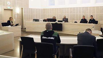 Raasepori oikeudenkäynti LK