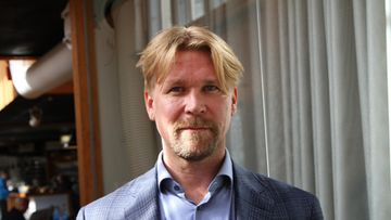 Matti Ristinen Olen suomalainen -pressi