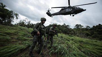 Kolumbia kokaiini AOP