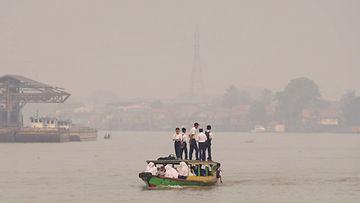 Indonesia metsäpalot