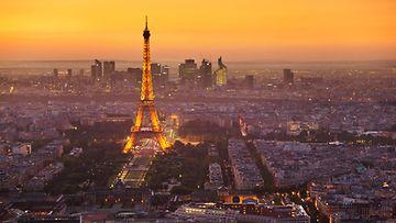 Pariisi jätteet kuvituskuva 3