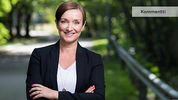 Eeva Lehtimäki Kommentti 2019