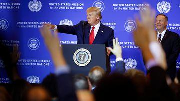 Donald Trump Washington 26.9.2019 3