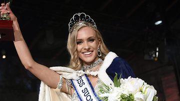 Miss Suomi Anni Harjunpää lehtikuva (1)