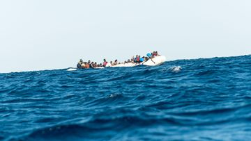 aop siirtolaisia välimerellä, libya, pakolaiset