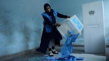 LK Afganistanin vaalit