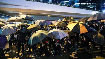 hongkong mielenosoittajat 2