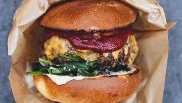 Social Burgerjoint hampurilainen burgeri