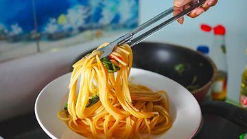 spagetti pasta