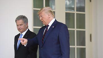 Lk Trump ja Niinistö (5)