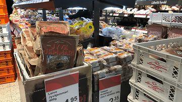 Ohut Herkku leipähylly