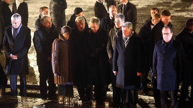 Auschwitz muistopäivä 2015 AOP