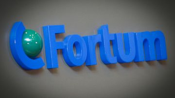 AOP Fortum logo