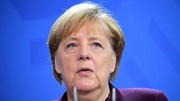 Angela Merkel AOP 8.10.2019