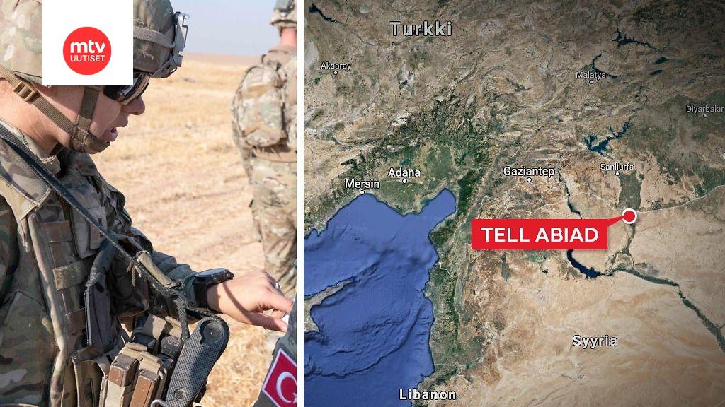 Voi Syttya Taysimittainen Sota Turkin Panssariprikaati Valmiina