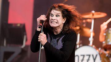 Ozzy Osbourne Download-festivaalit Englanti kesä 2018