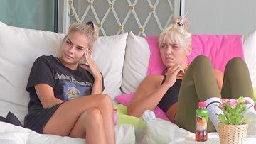 Love Island 48. jaksokuva Vanessa ja Jenni